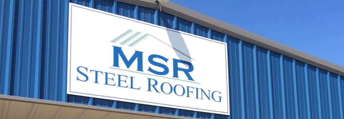 MSR Steel Roofing, LLC. Winnsboro, LA